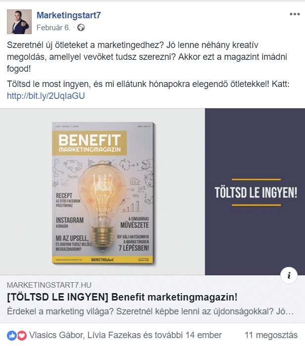 Marketingstart magazin